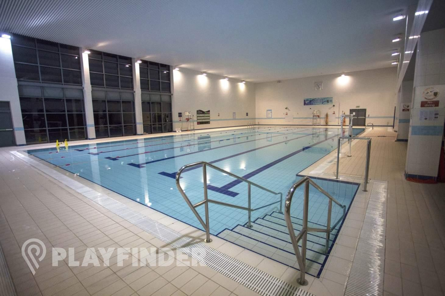 Sidcup Leisure Centre Indoor swimming pool