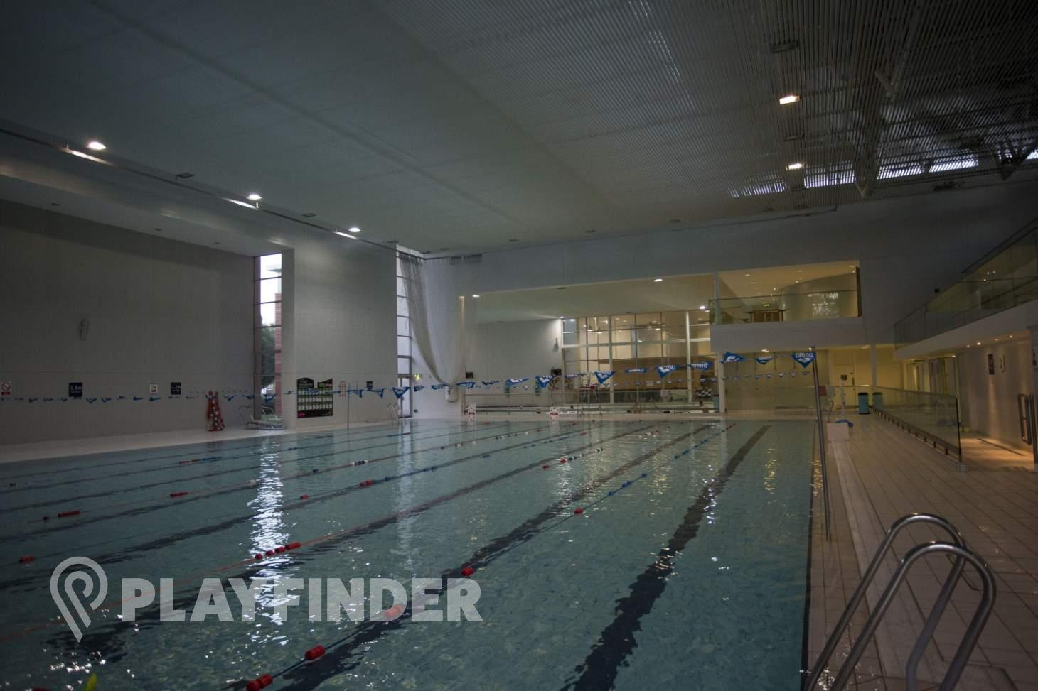 Crook Log Leisure Centre Indoor swimming pool