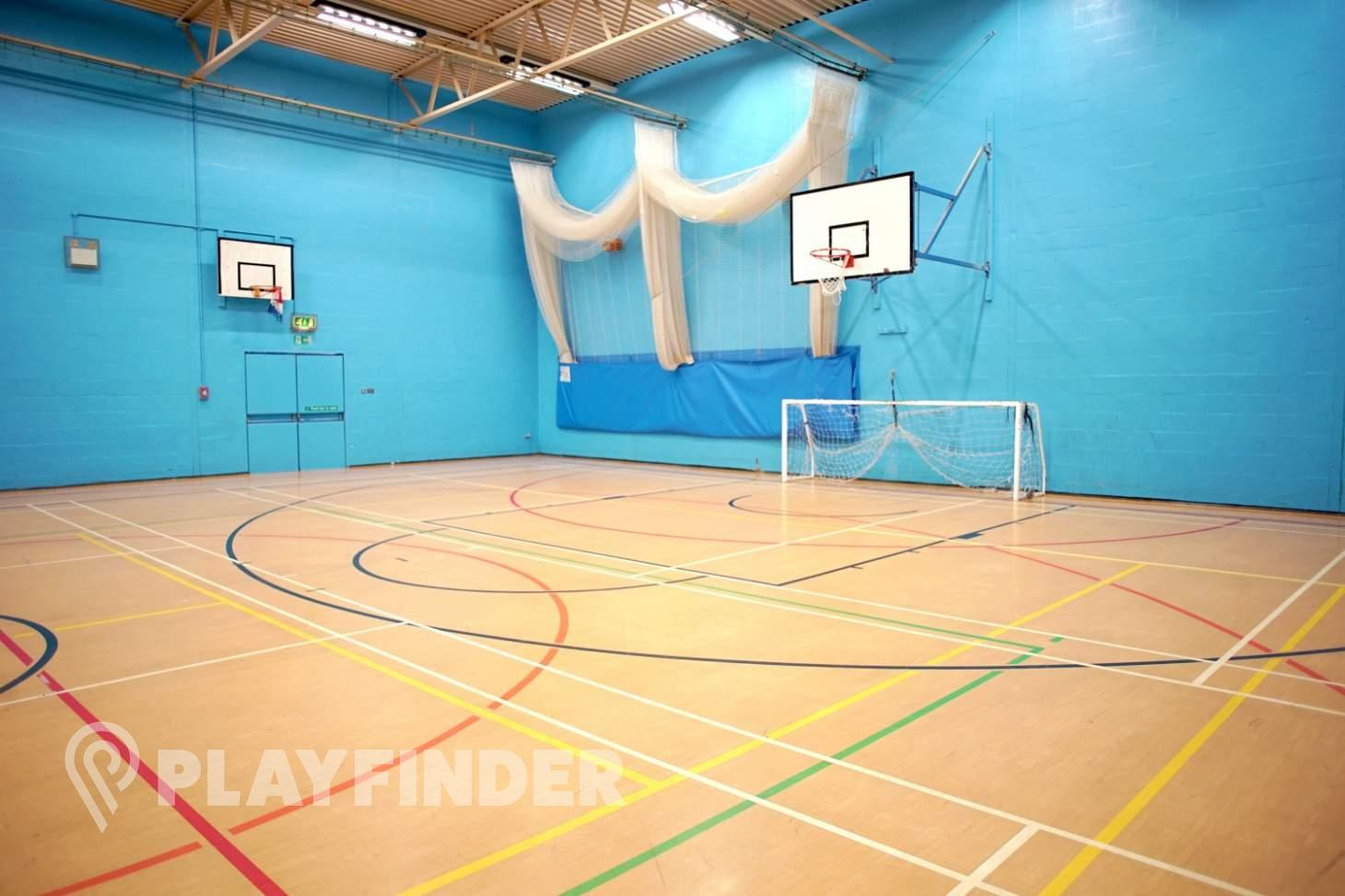 Charters Leisure Centre Indoor basketball court