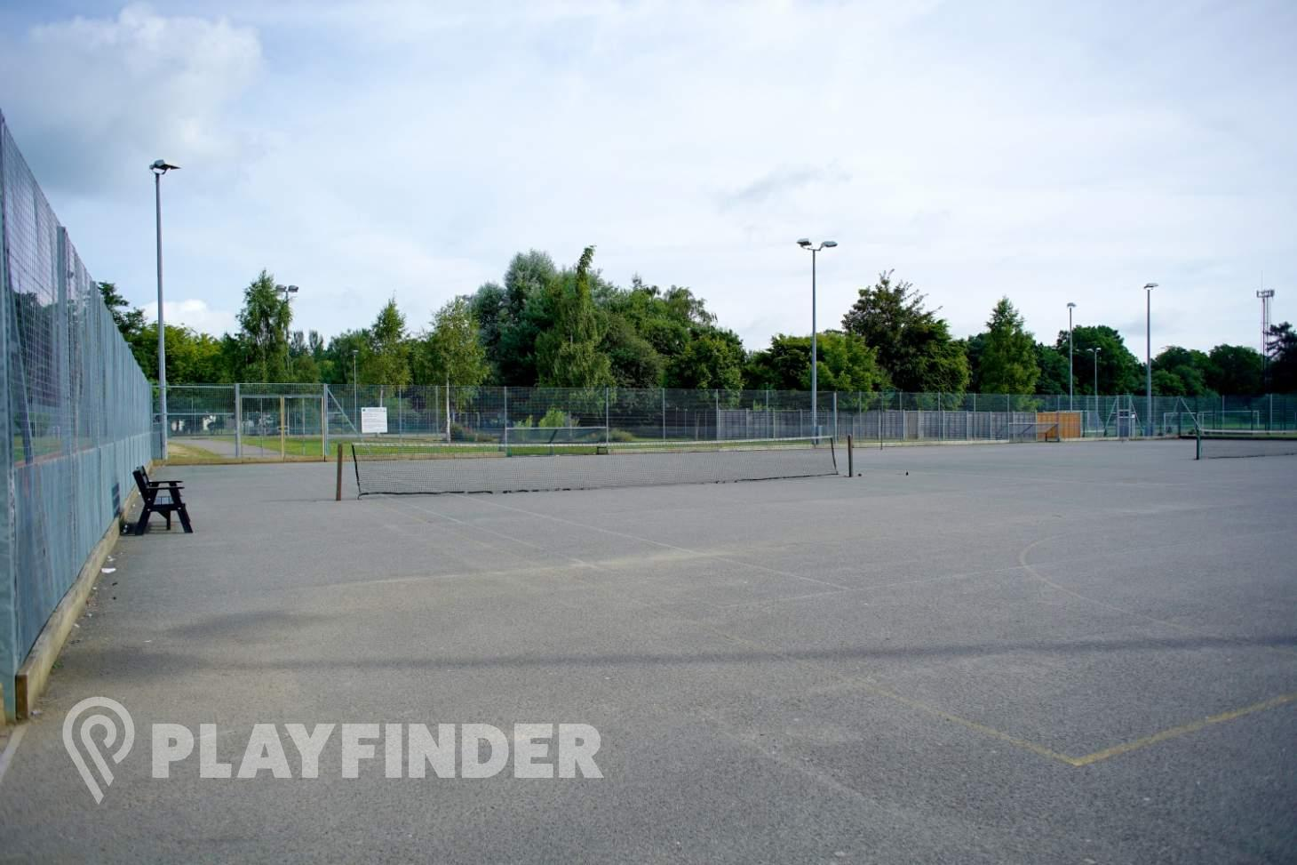 Charters Leisure Centre Outdoor | Hard (macadam) tennis court