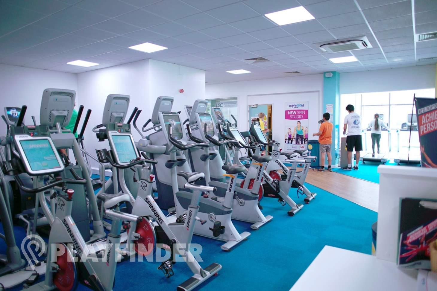 Magnet Leisure Centre Indoor gym