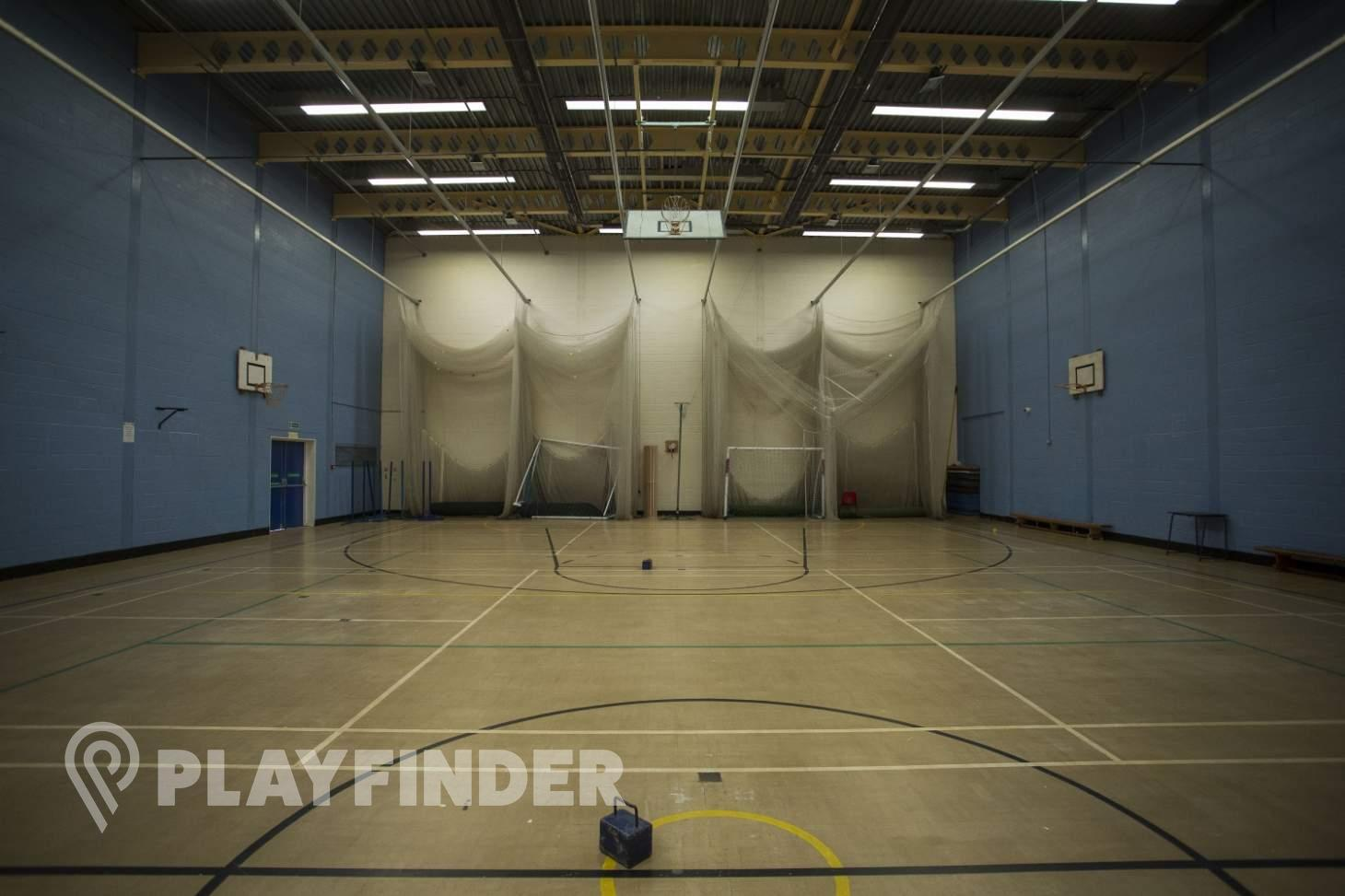 Darwin Leisure Centre Nets | Sports hall cricket facilities