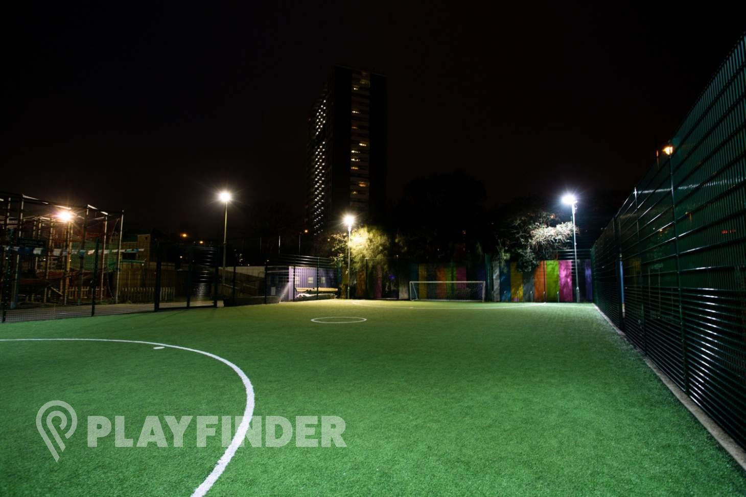 Three Corners Adventure Playground 5 a side | 3G Astroturf football pitch