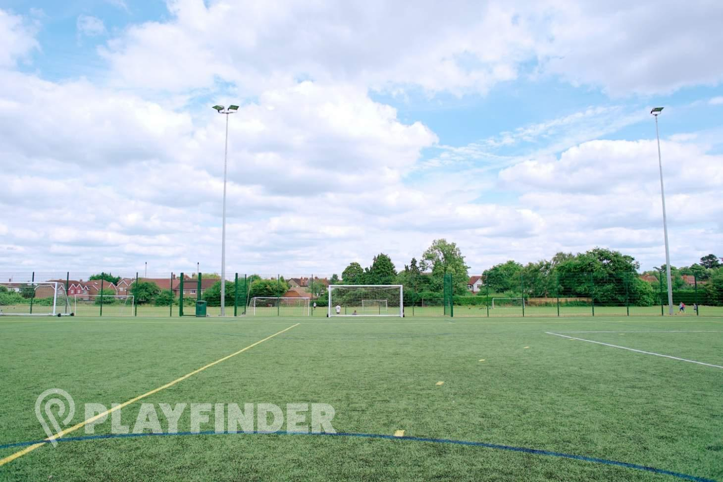 Furze Platt Leisure Centre 7 a side | 3G Astroturf football pitch