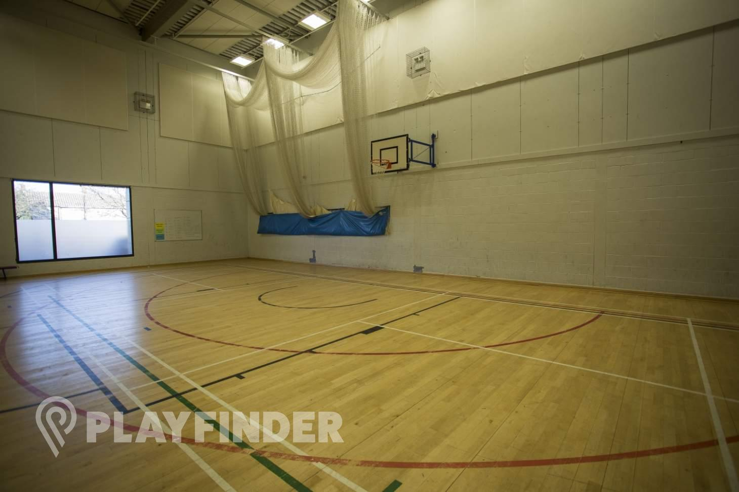 Chalk Hills Academy Nets | Sports hall cricket facilities