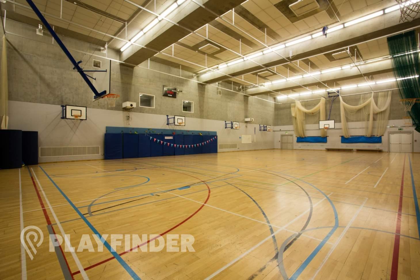 HAKA Sports Complex Nets | Sports hall cricket facilities