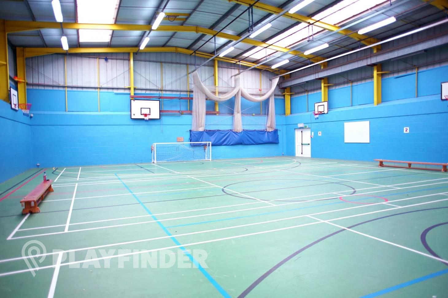 Cox Green Leisure Centre Indoor basketball court