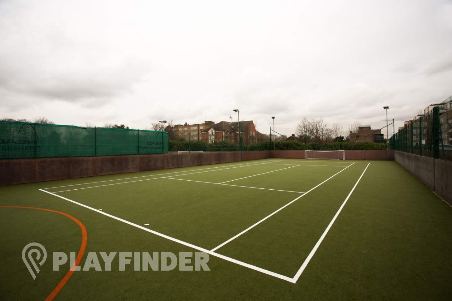 V Sports 5 a side   3G Astroturf football pitch