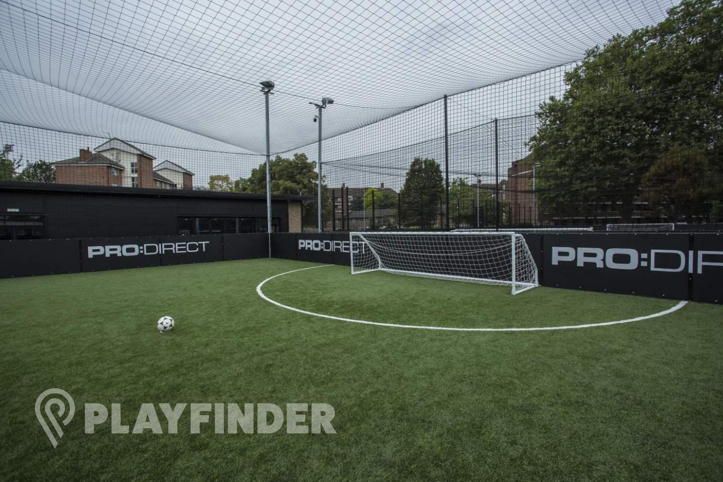 PlayFootball Shepherd's Bush 5 a side | 3G Astroturf football pitch