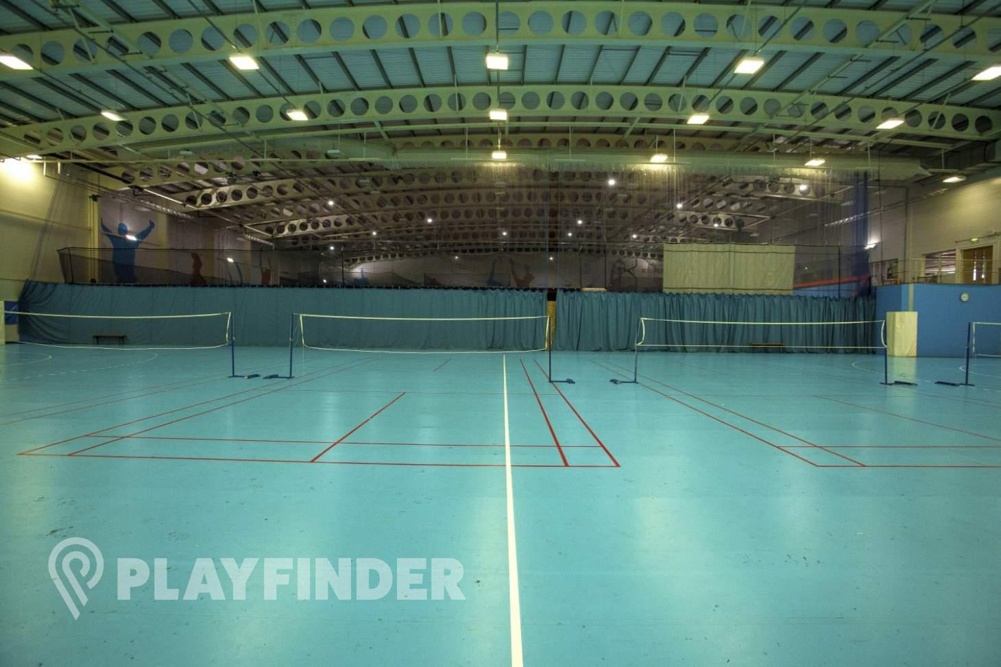 Barking Sporthouse Indoor futsal pitch