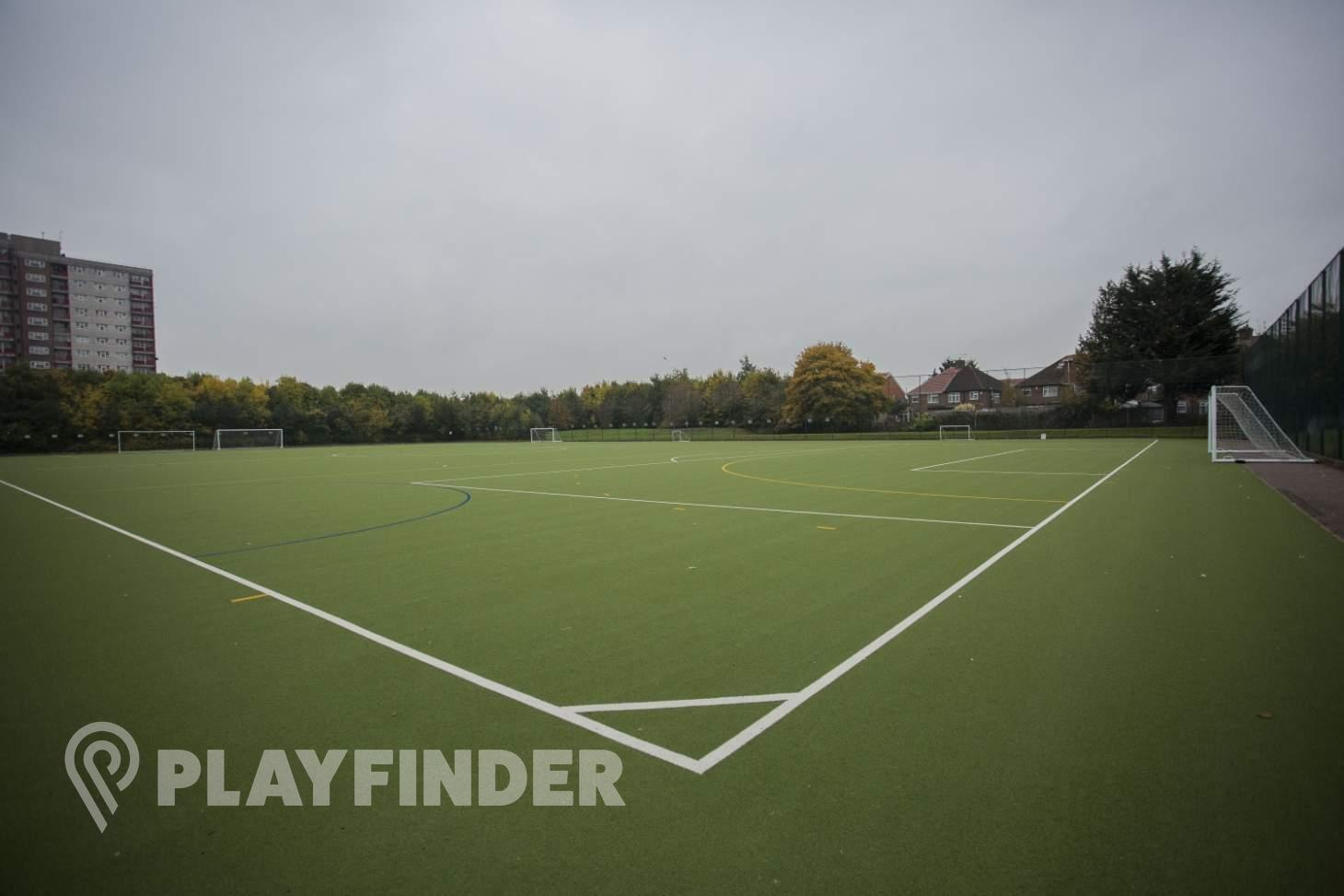 Barnhill Community School 7 a side | Astroturf football pitch