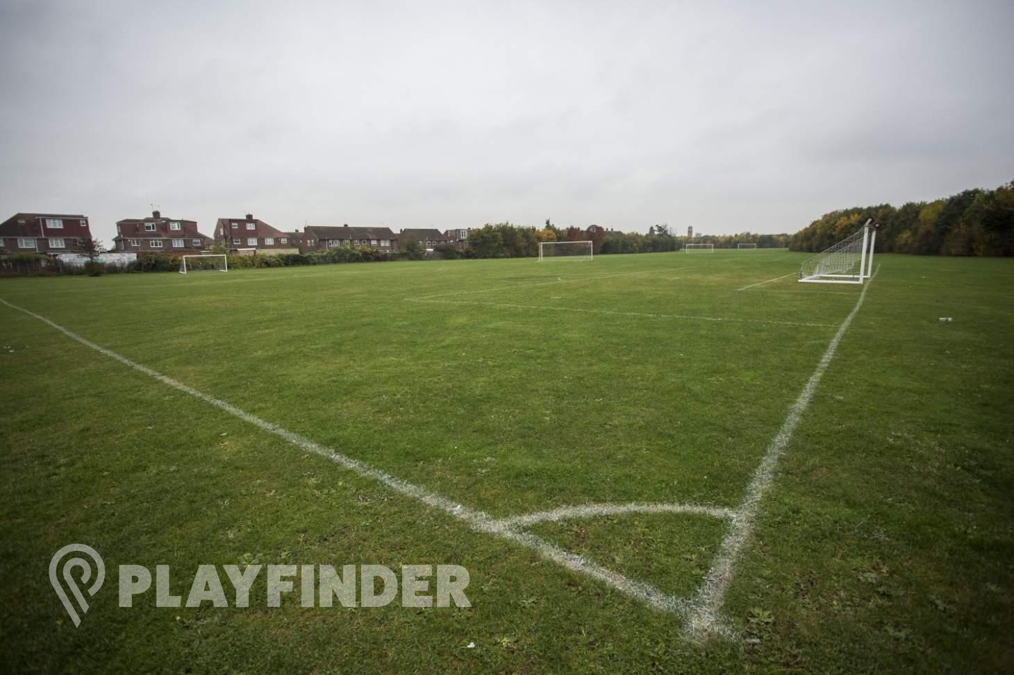 Barnhill Community School 11 a side | Grass football pitch