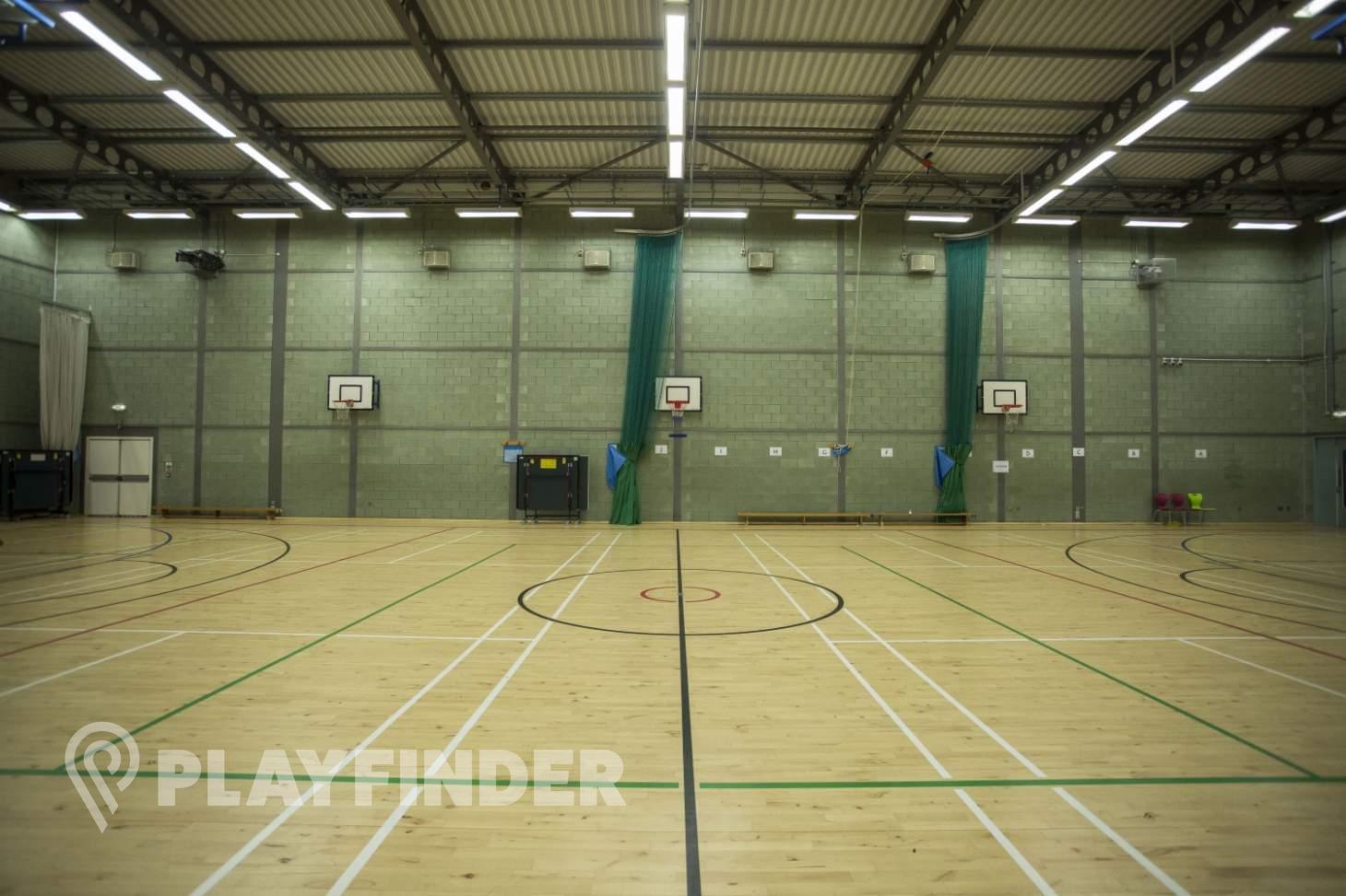 Harefield Academy Nets | Sports hall cricket facilities