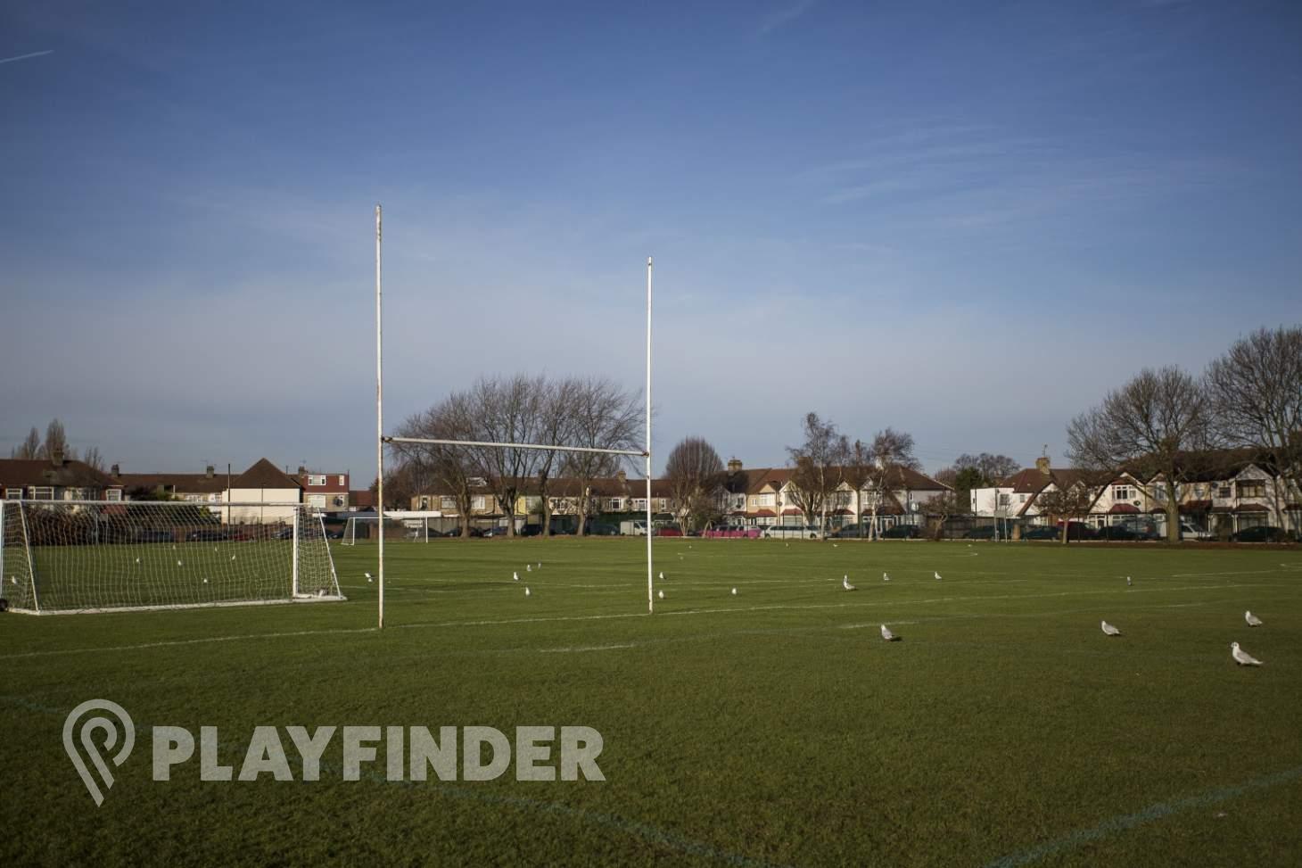 Aylward Academy 11 a side   Grass football pitch