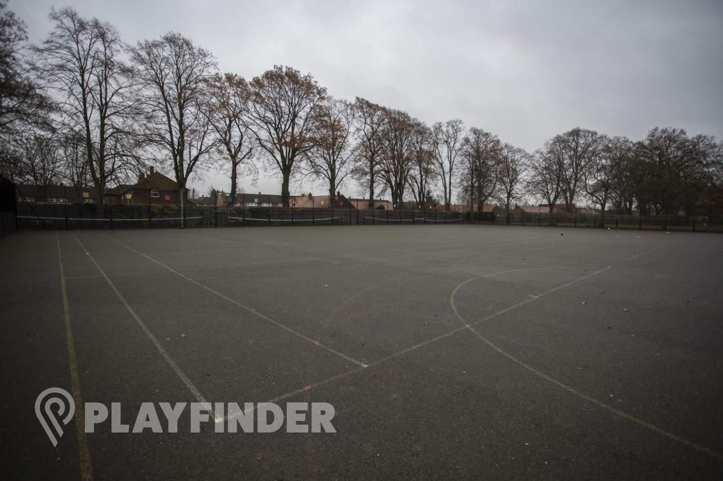 Langley Academy Outdoor | Hard (macadam) netball court