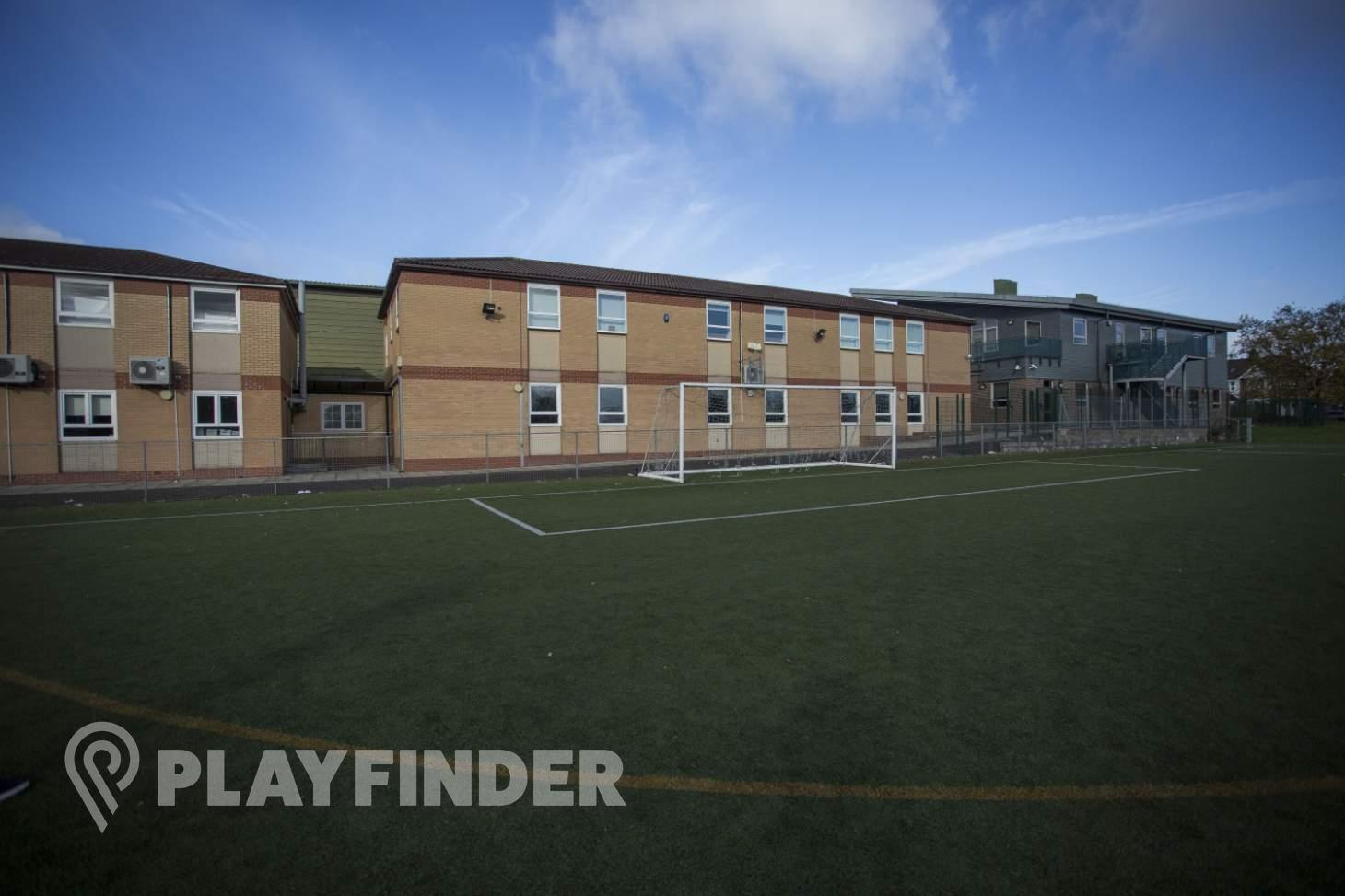 Valentines High School 11 a side | 3G Astroturf football pitch