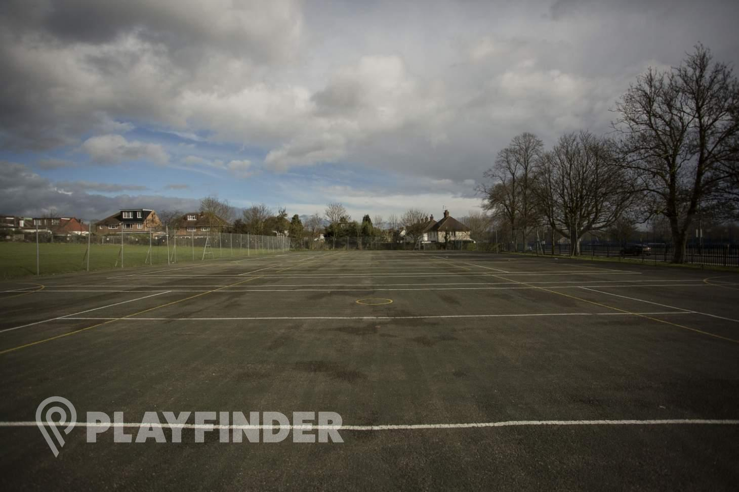 Copthall School Outdoor | Hard (macadam) tennis court