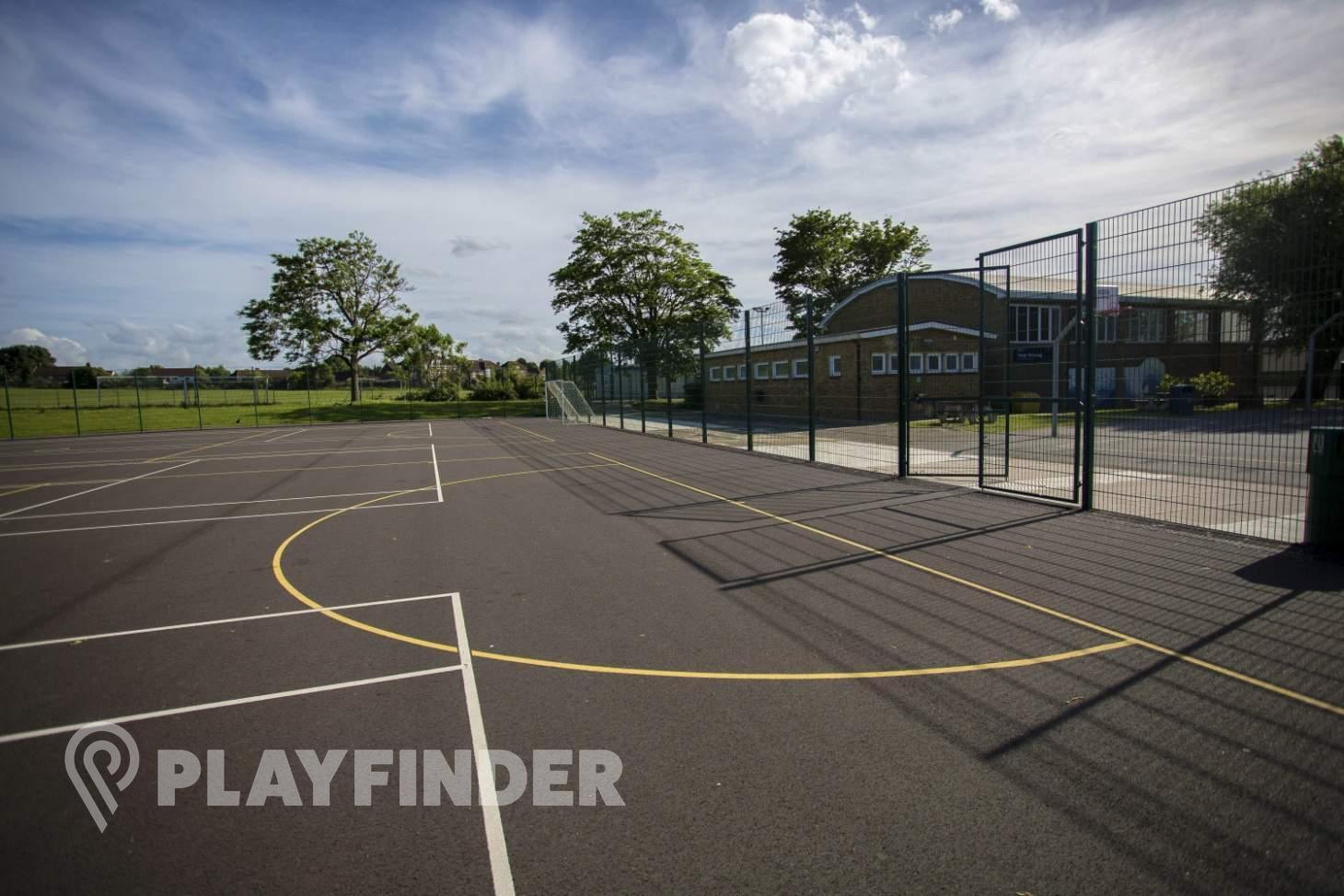 Harris Academy Greenwich Outdoor | Hard (macadam) netball court