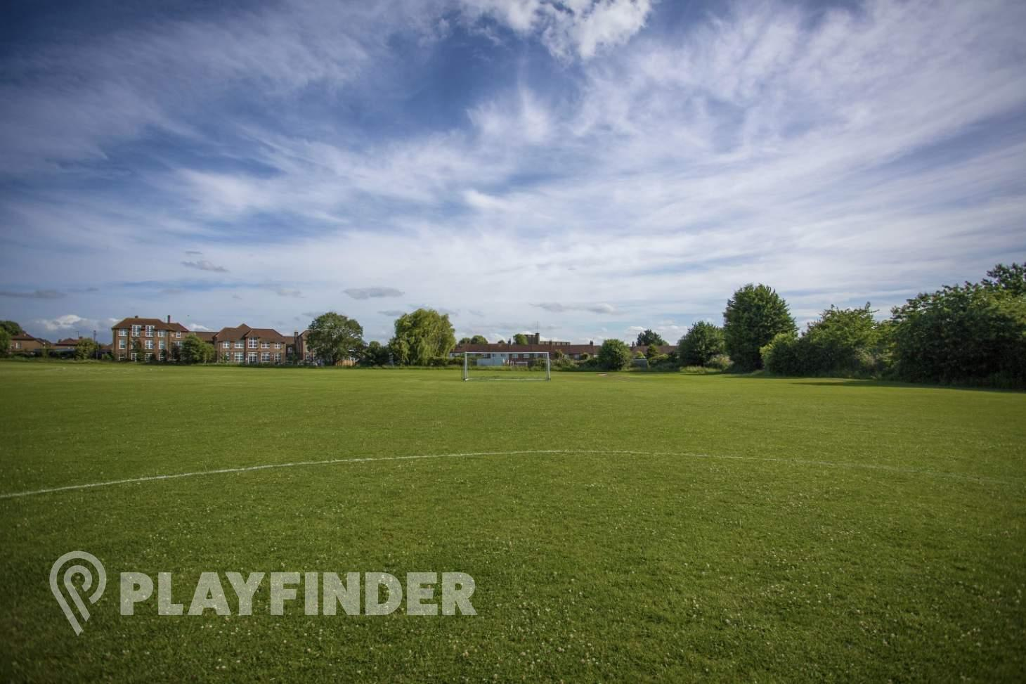 Harris Academy Greenwich 11 a side | Grass football pitch