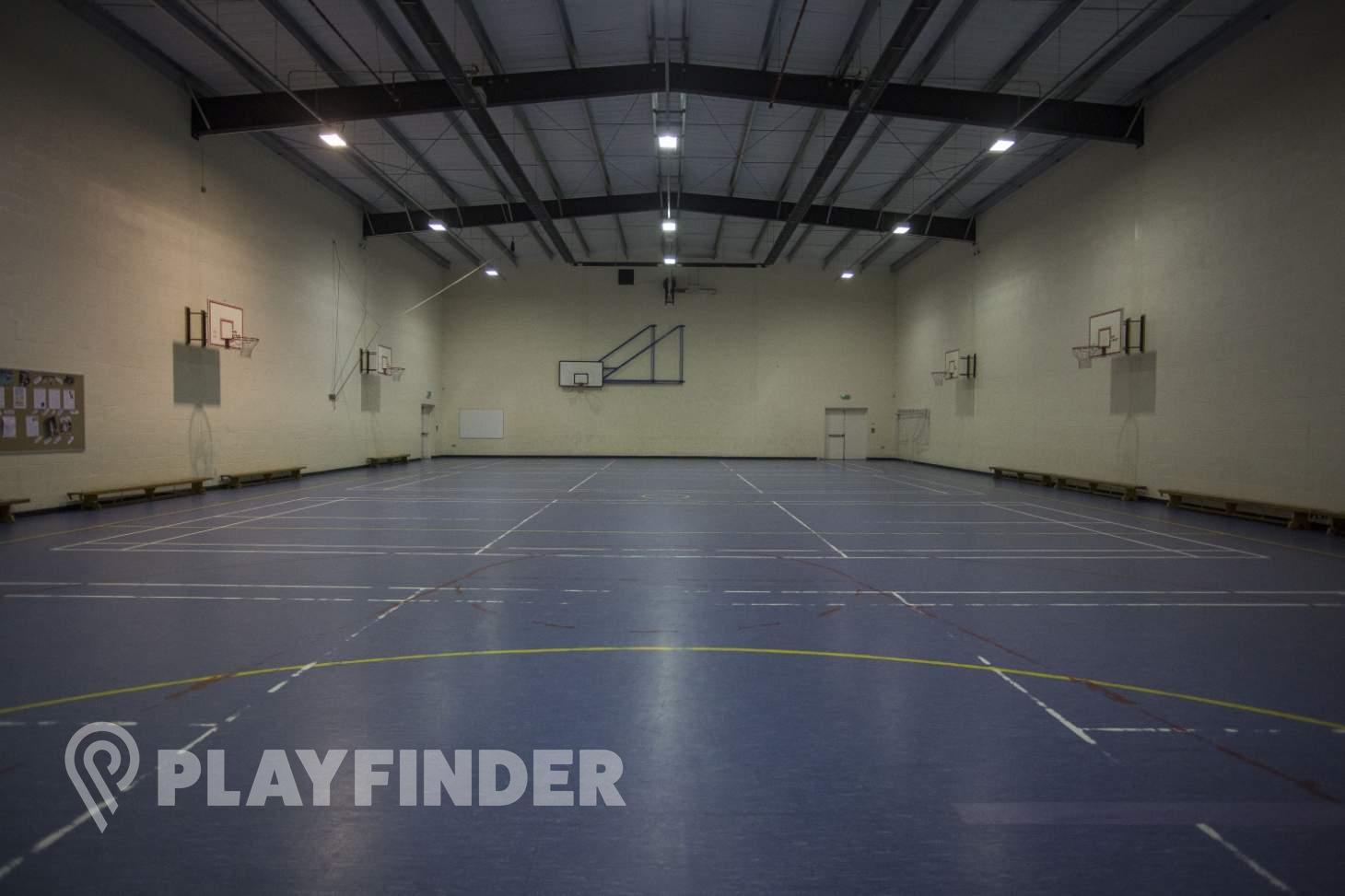 Trinity School, Belvedere Indoor basketball court