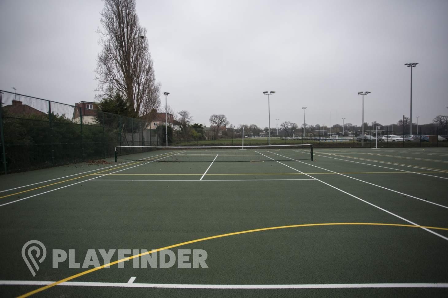 Trailfinders Sports Club Outdoor | Hard (macadam) tennis court