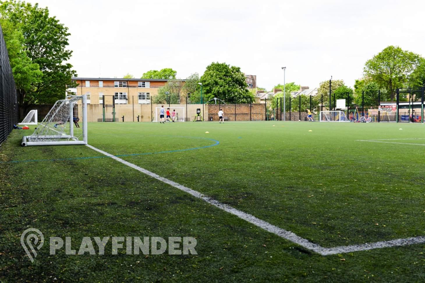 Rosemary Gardens 7 a side | 3G Astroturf football pitch
