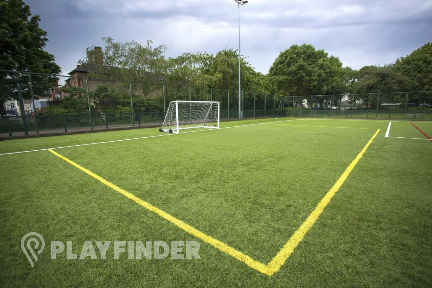 Haggerston Park 7 a side | 3G Astroturf football pitch