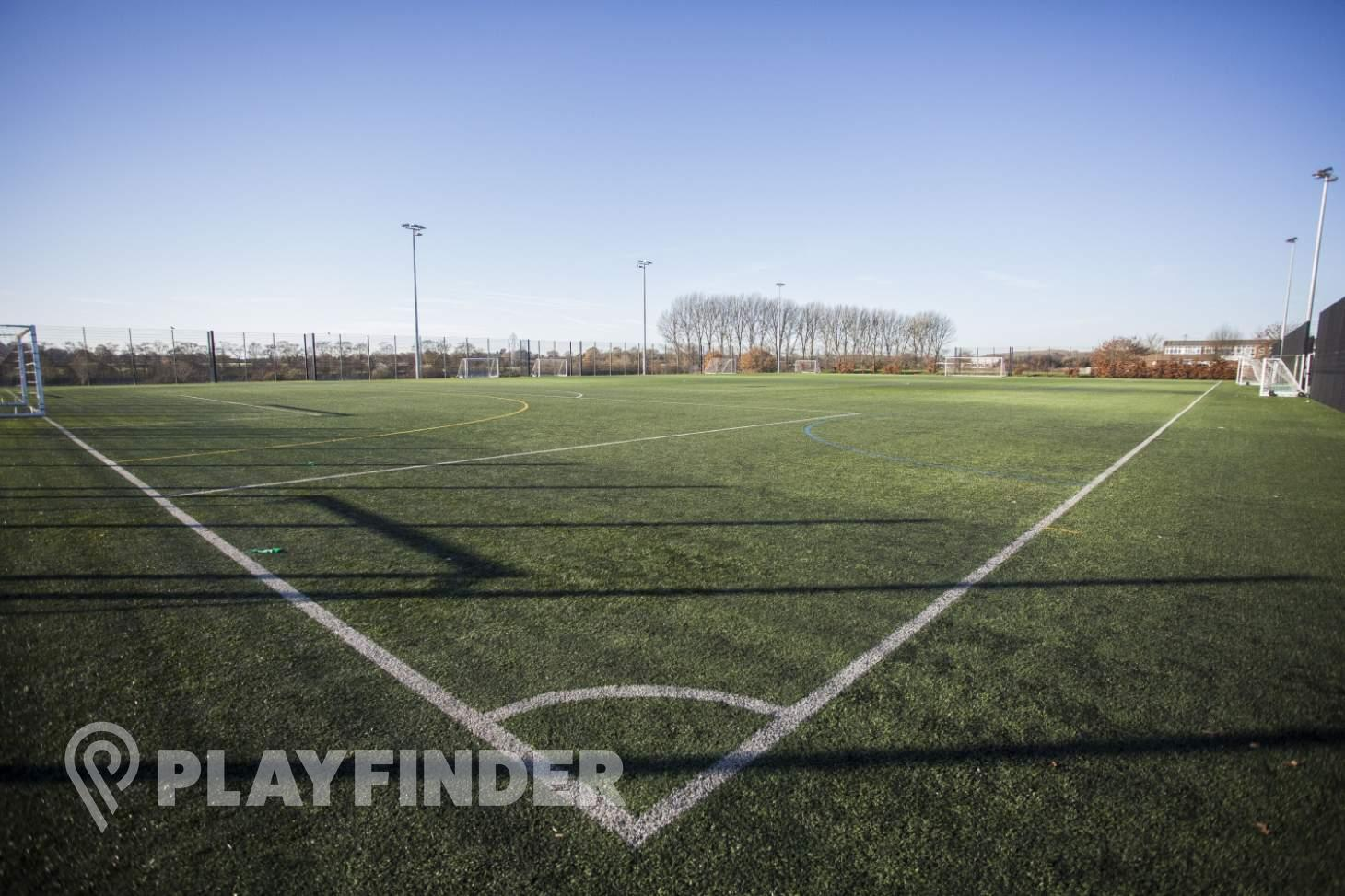 Stockwood Park Academy 7 a side | 3G Astroturf football pitch