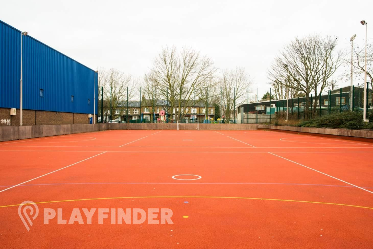 Walthamstow Leisure Centre 7 a side | Concrete football pitch