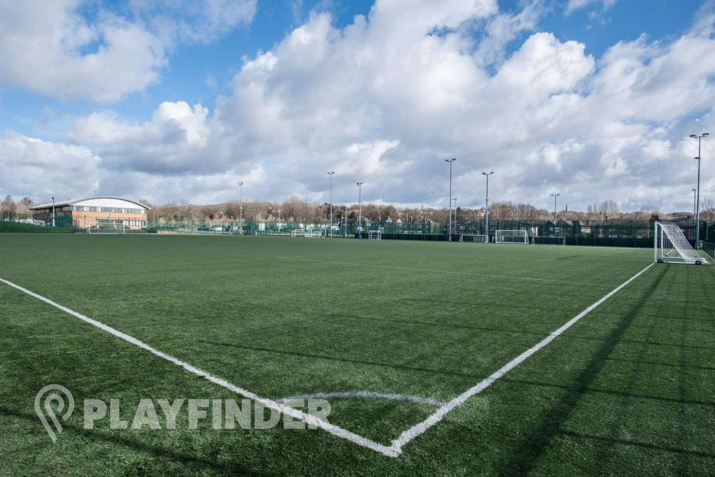 Salford Sports Village 11 a side | 3G Astroturf football pitch
