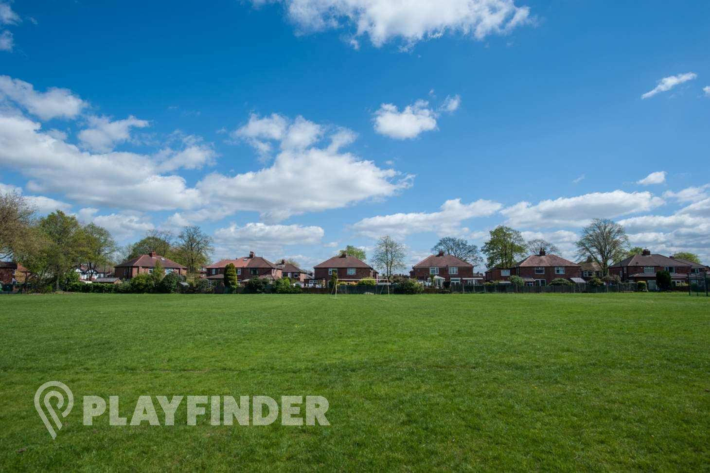 Flixton Girls School 11 a side | Grass football pitch