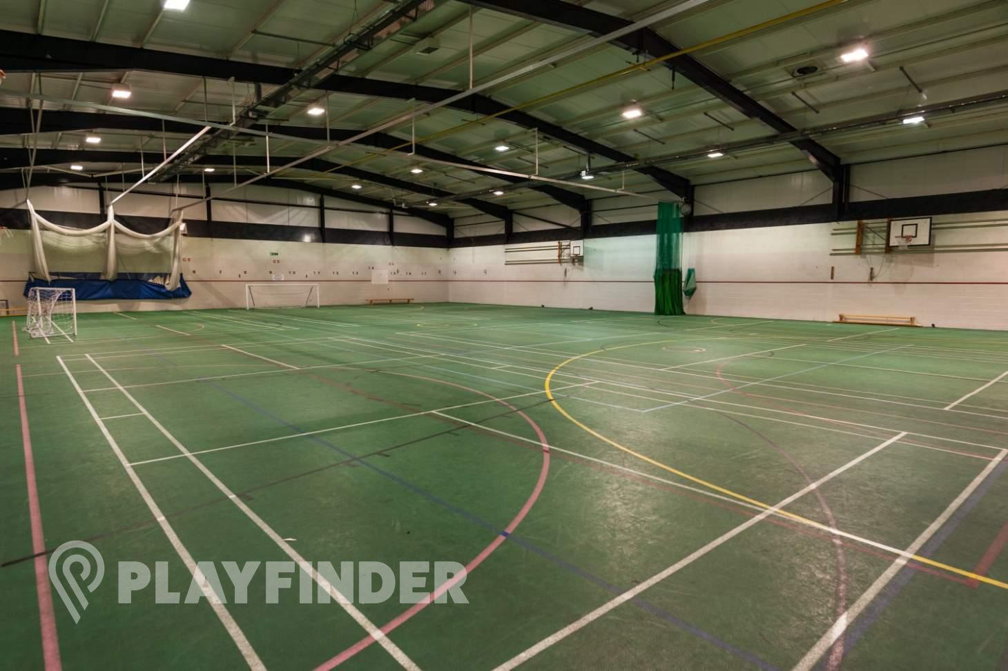 Sale High School Indoor netball court