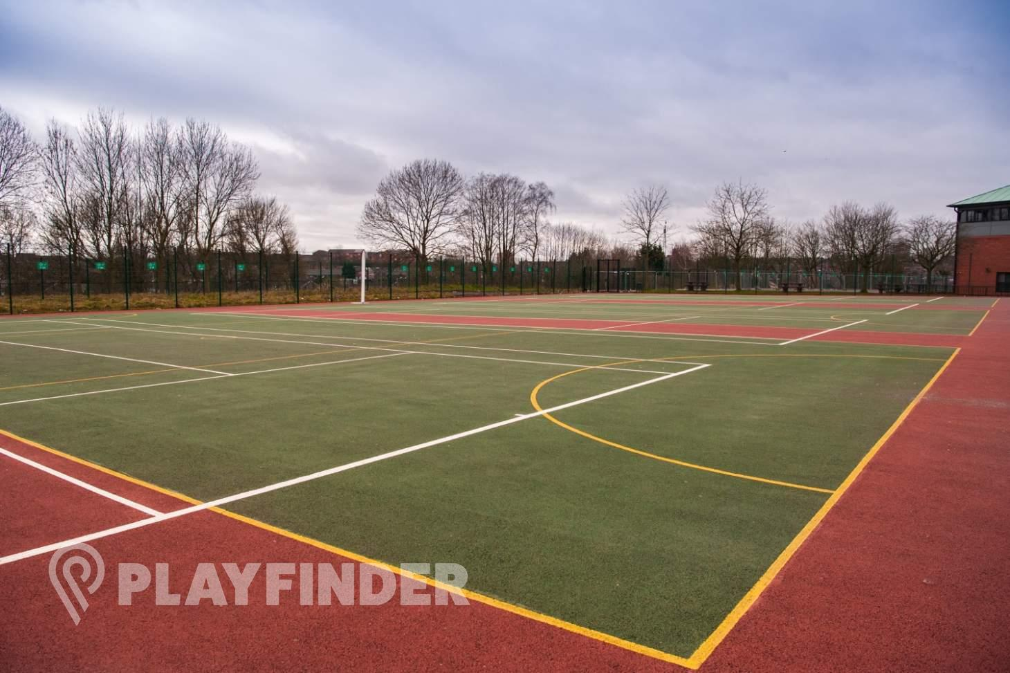 Abraham Moss Community School Outdoor | Hard (macadam) tennis court
