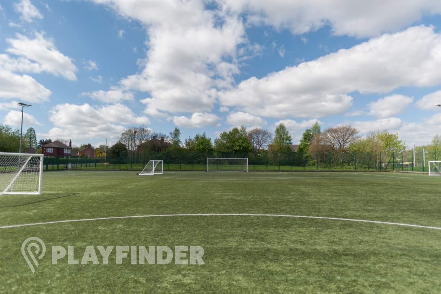 Chorlton High School 11 a side | 3G Astroturf football pitch