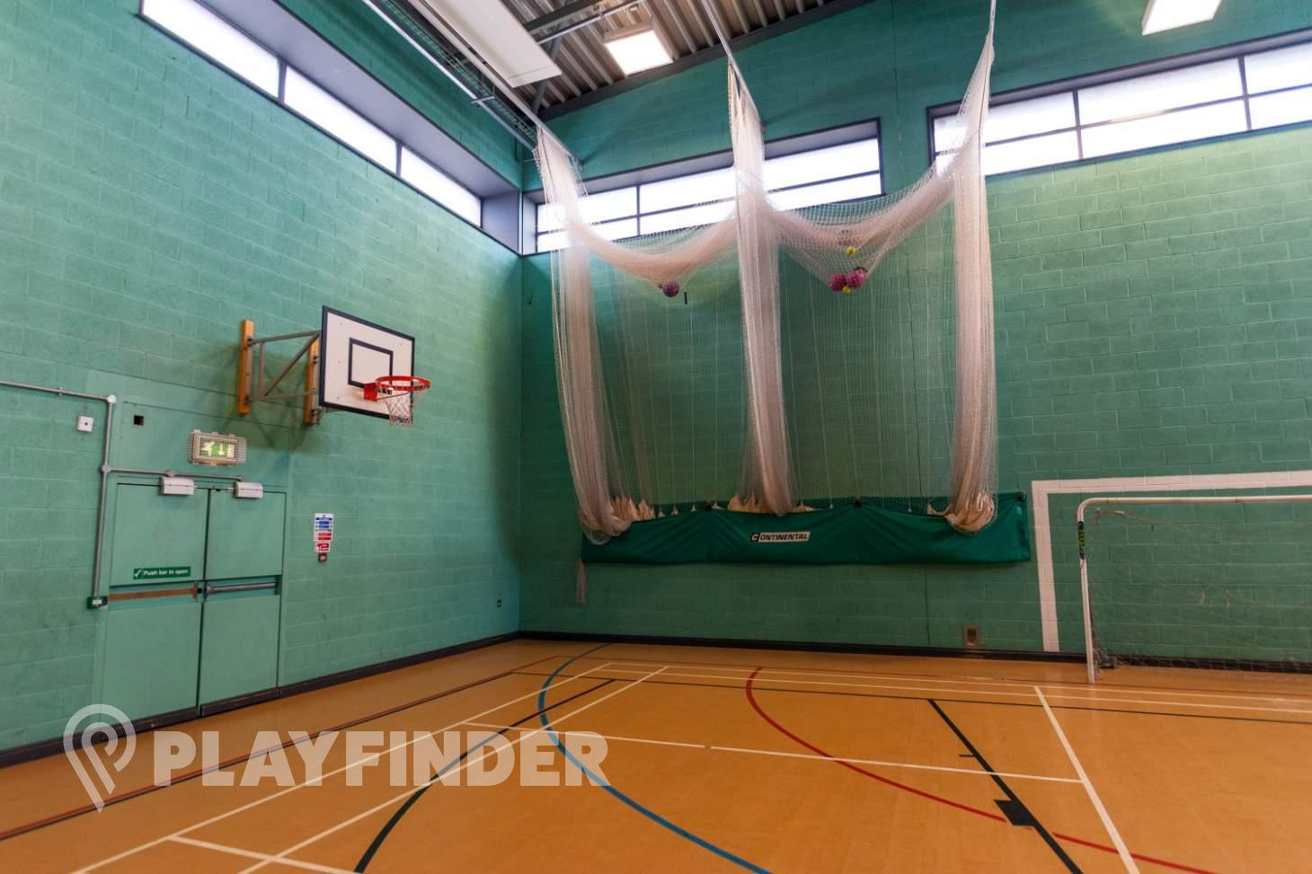 The Albion Academy Nets | Sports hall cricket facilities