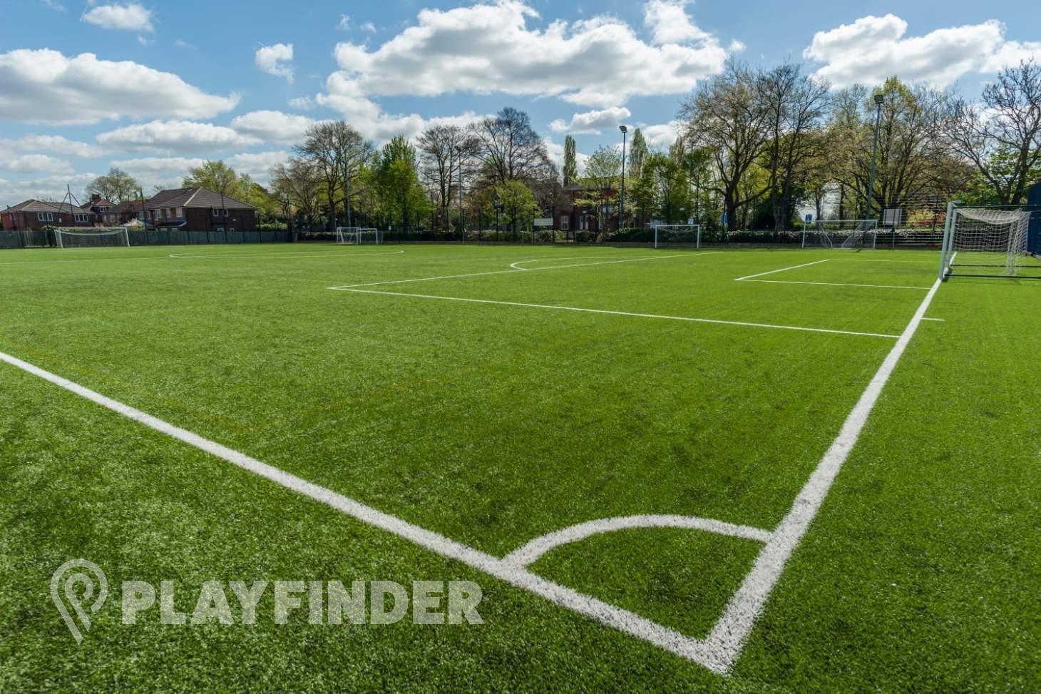 Flixton Girls School 7 a side | 3G Astroturf football pitch
