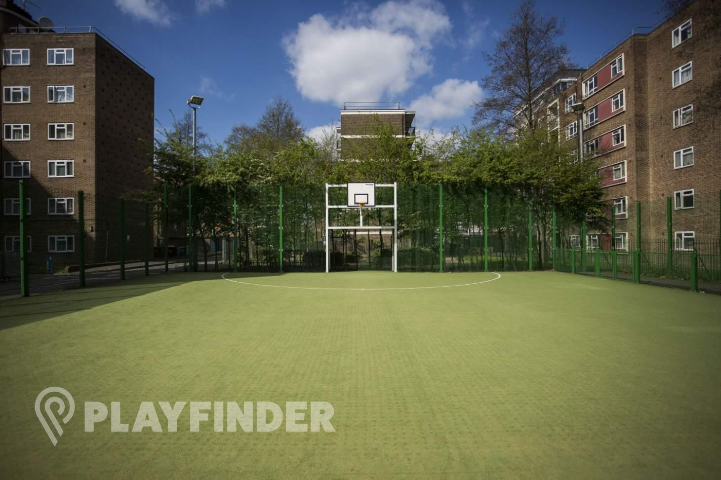 Blue Hut Youth Centre 5 a side | Astroturf football pitch