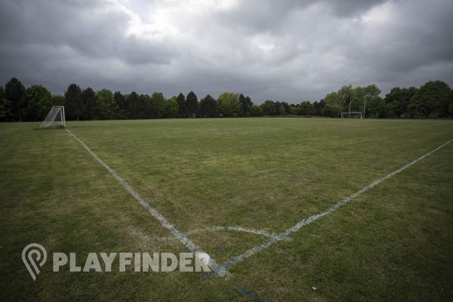 Harris Academy Orpington 11 a side | Grass football pitch