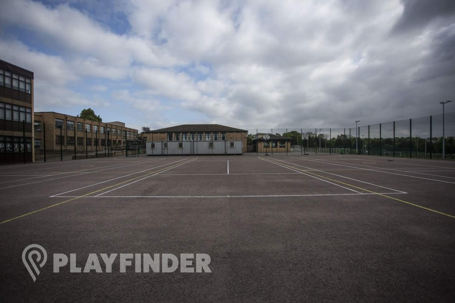Harris Academy Orpington Outdoor | Hard (macadam) netball court