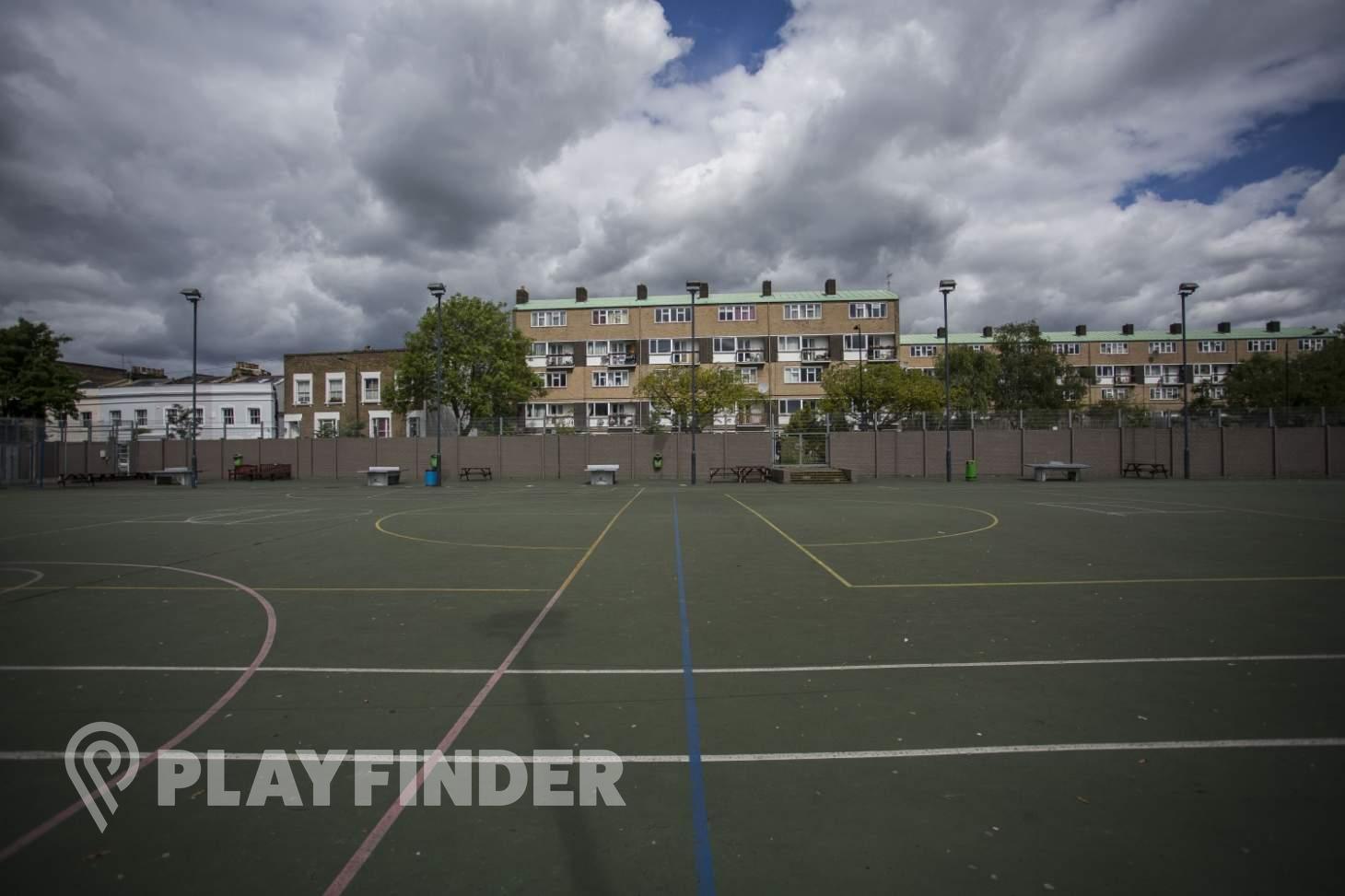 Acland Burghley School Outdoor | Hard (macadam) basketball court
