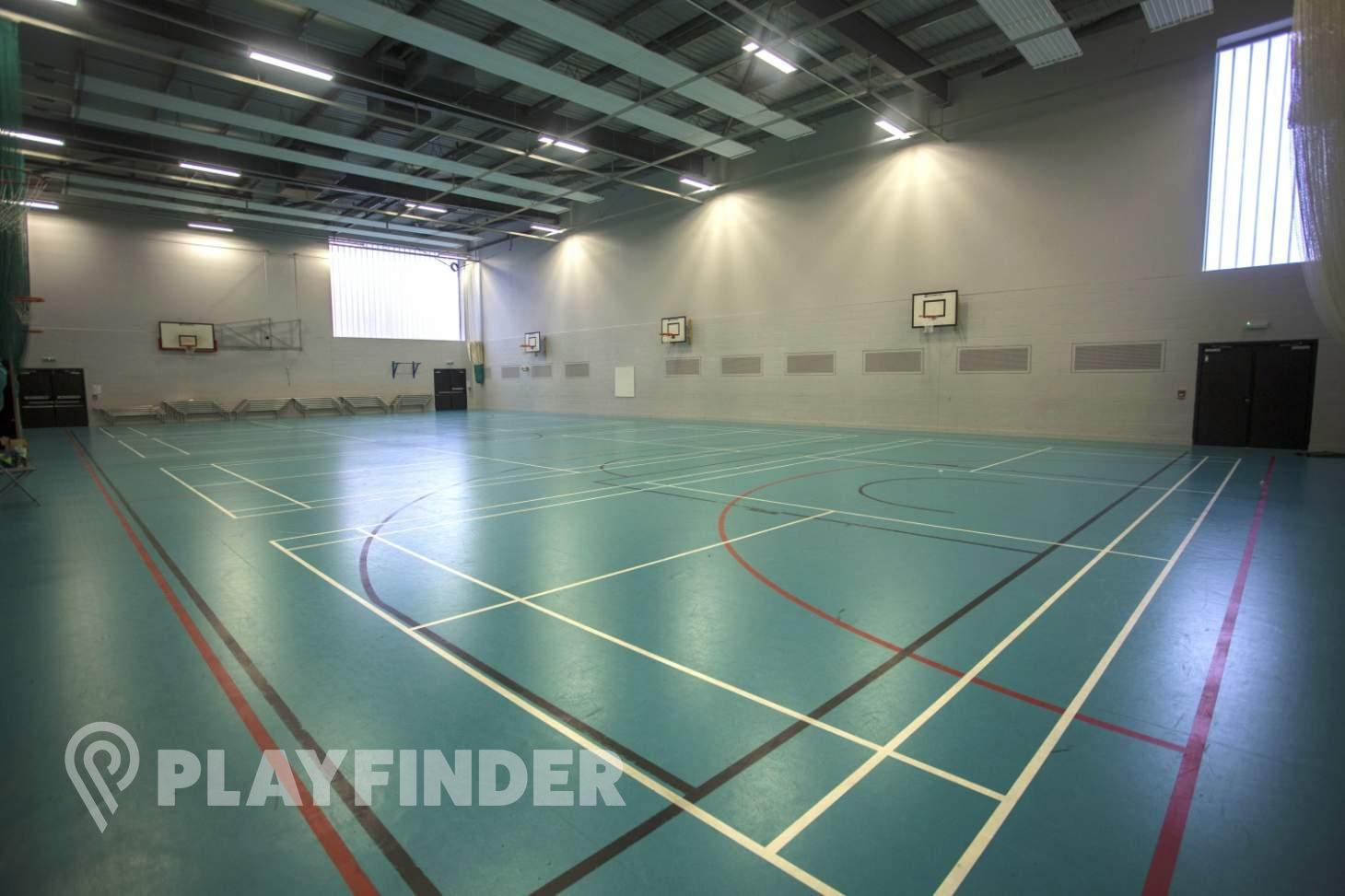 Ark All Saints Academy Indoor | Hard badminton court