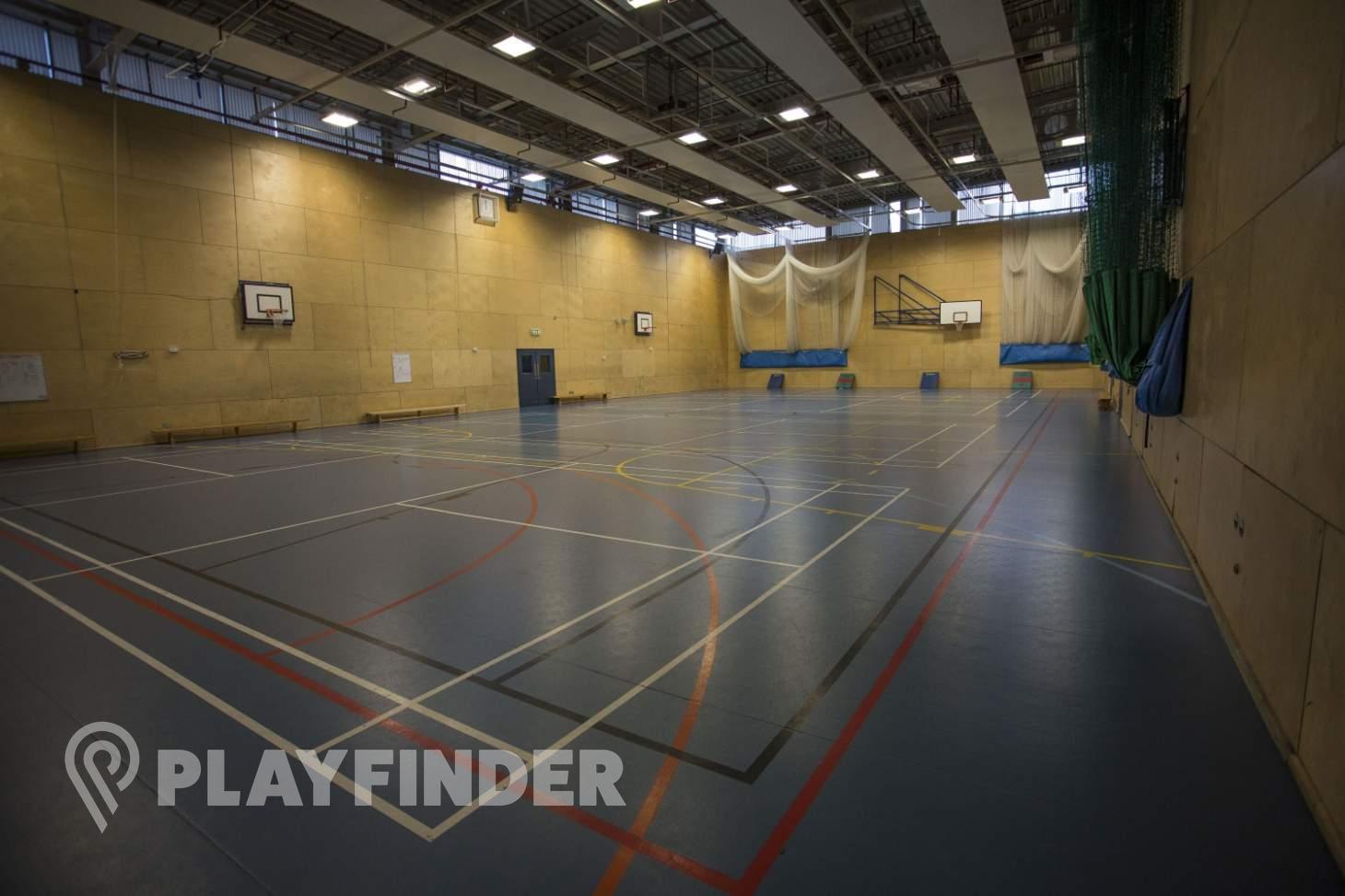 Ark Walworth Academy Indoor | Hard badminton court