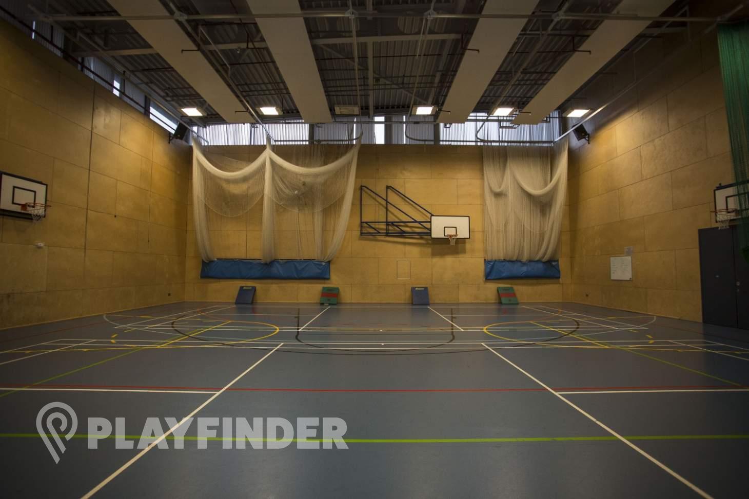 Ark Walworth Academy Indoor basketball court
