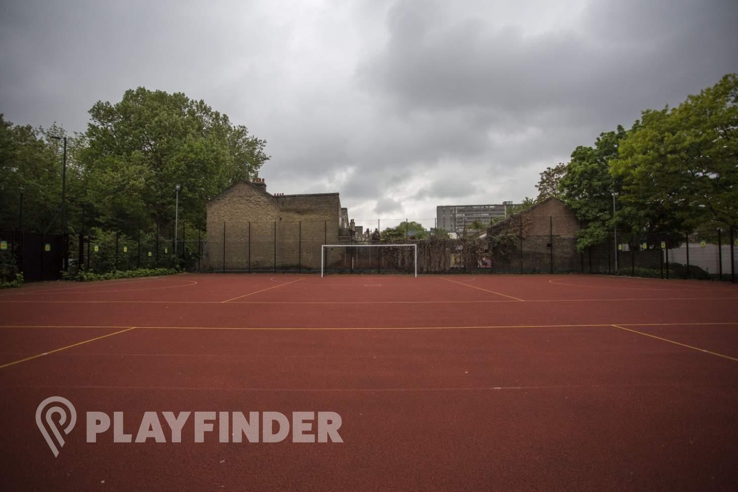 Ark Walworth Academy 5 a side | Concrete football pitch