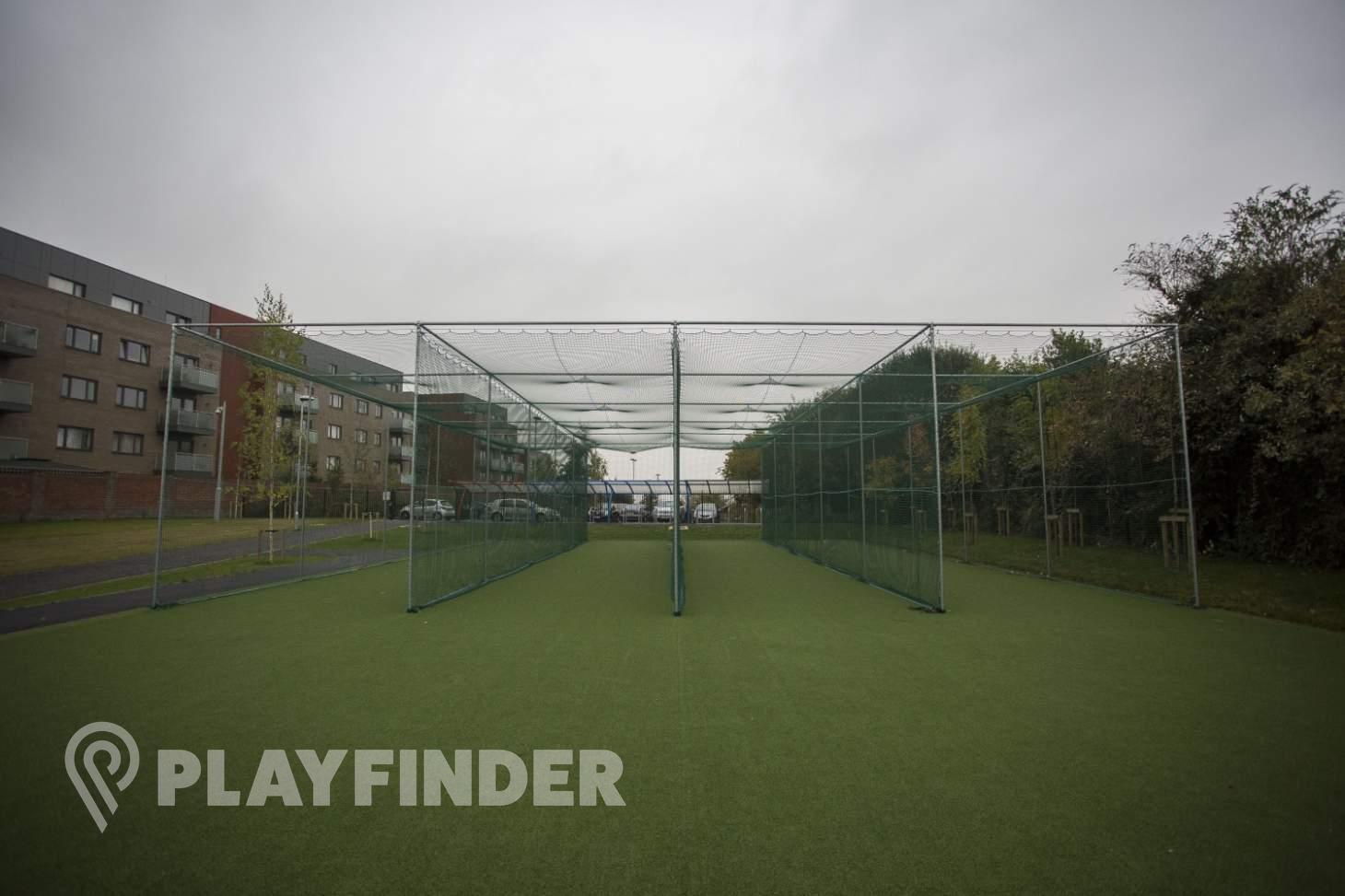 Crest Academy Nets | Artificial cricket facilities