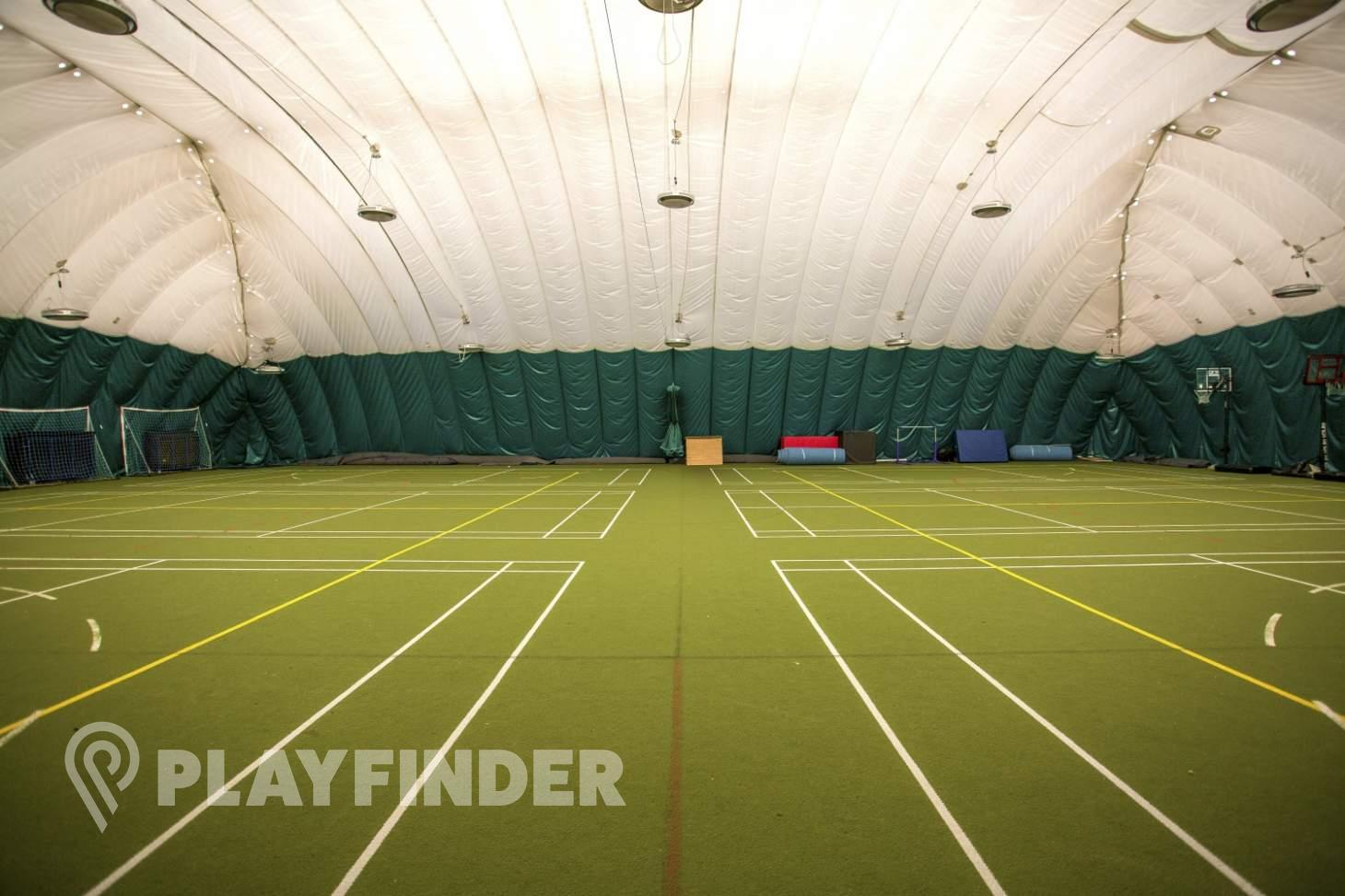 The Dome Indoor basketball court