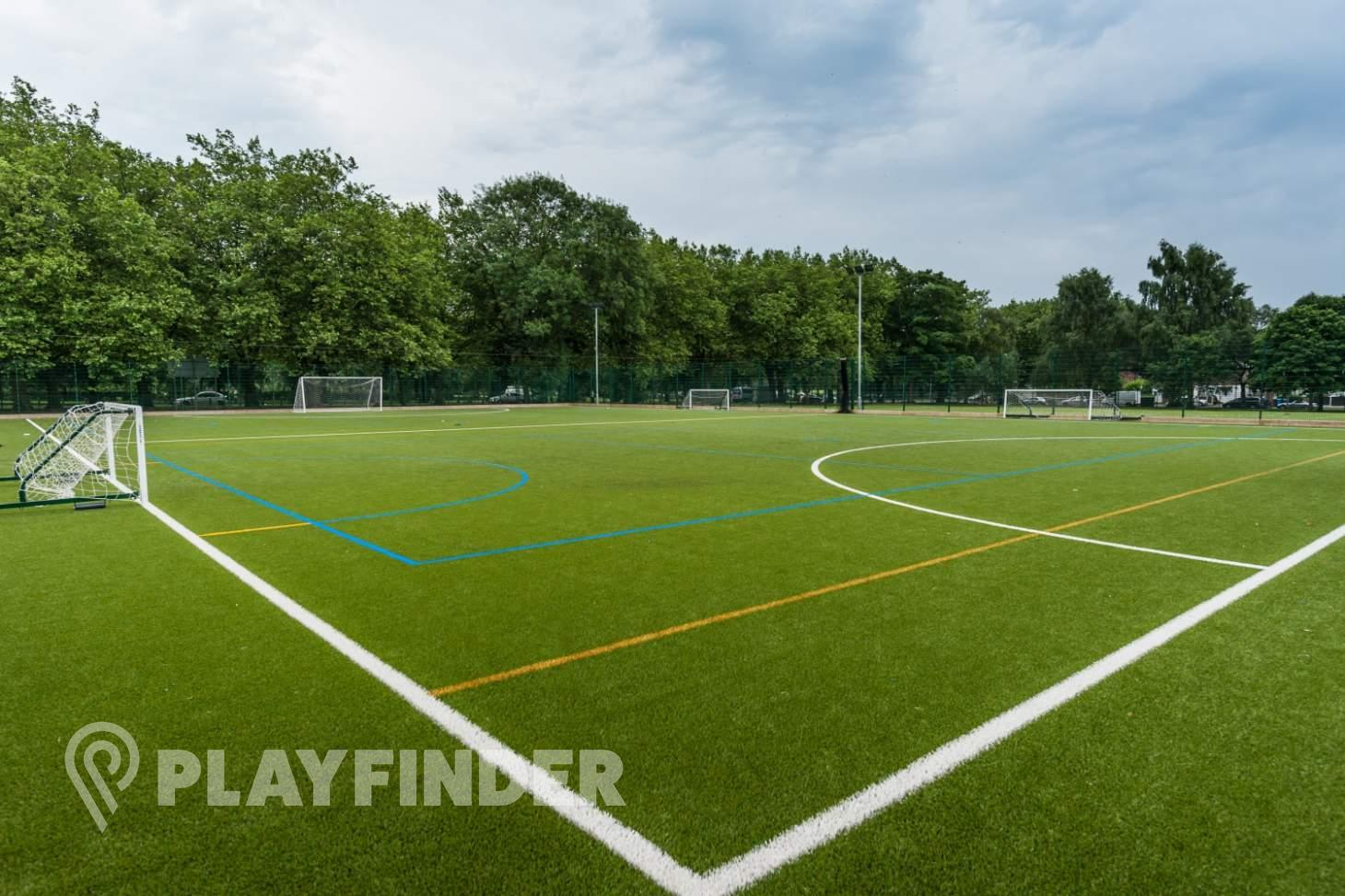 The Energy Box 5 a side | 3G Astroturf football pitch