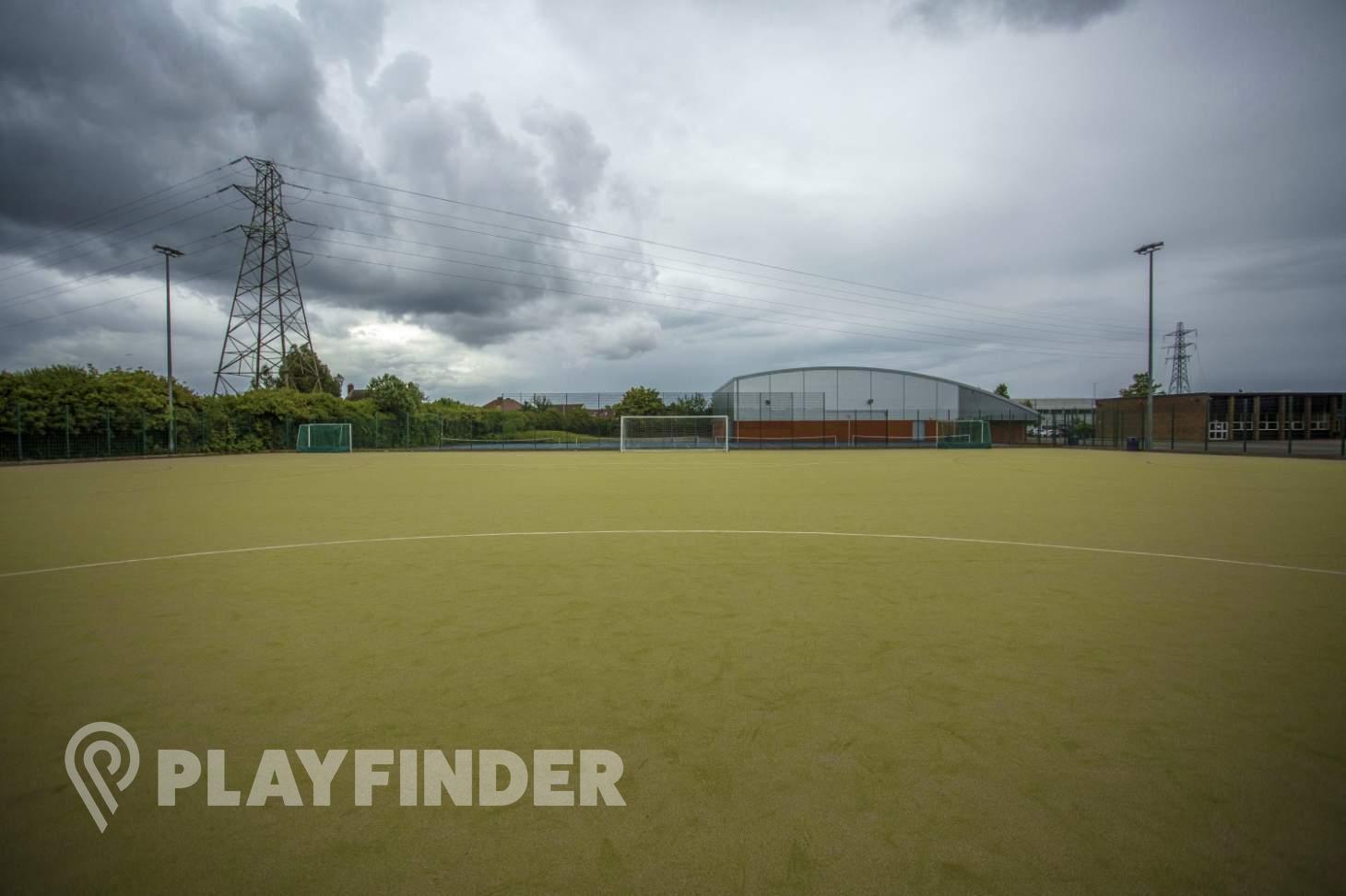 Herschel Sports 7 a side   Astroturf football pitch