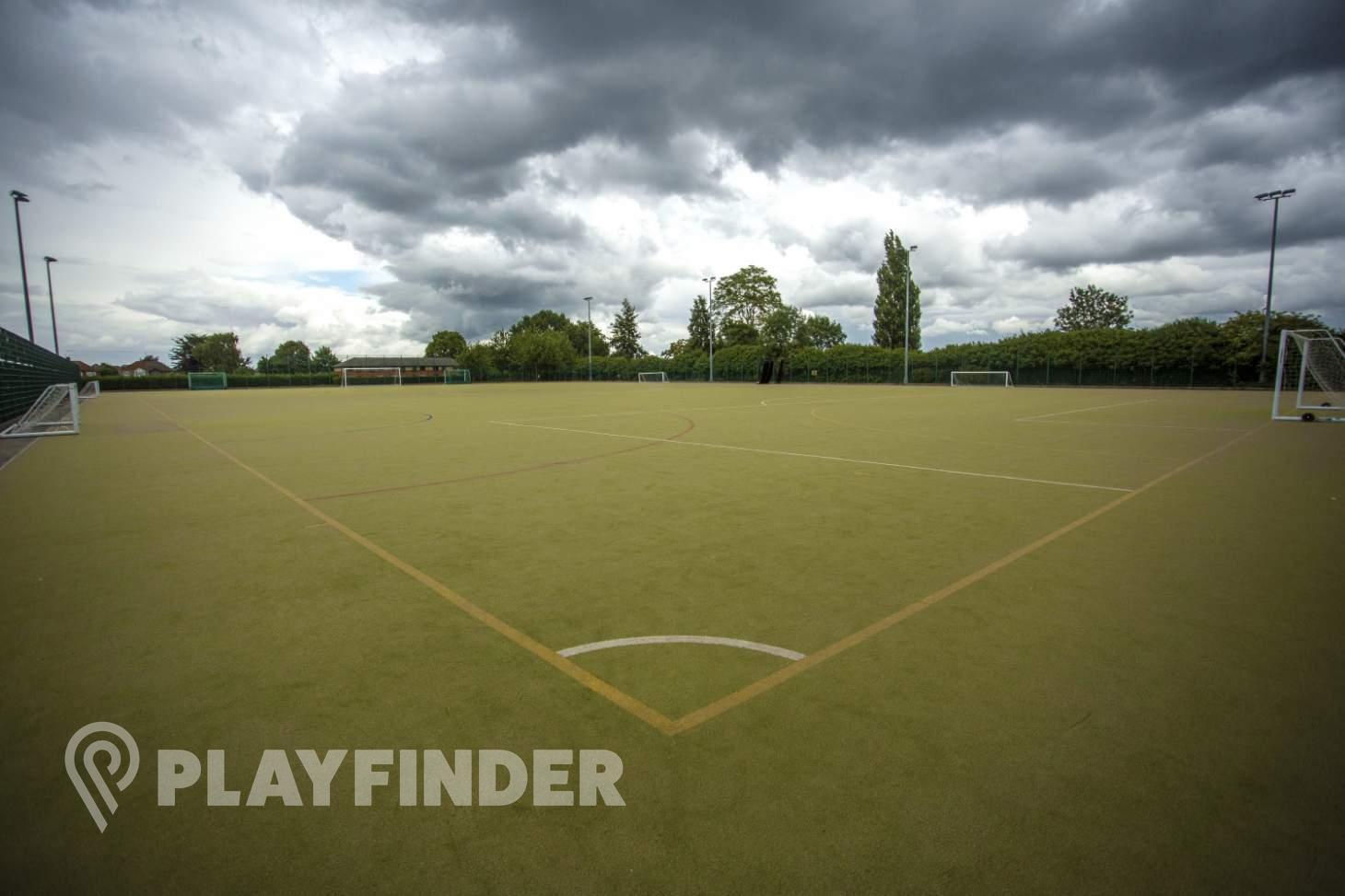 Herschel Sports Outdoor | Astroturf hockey pitch