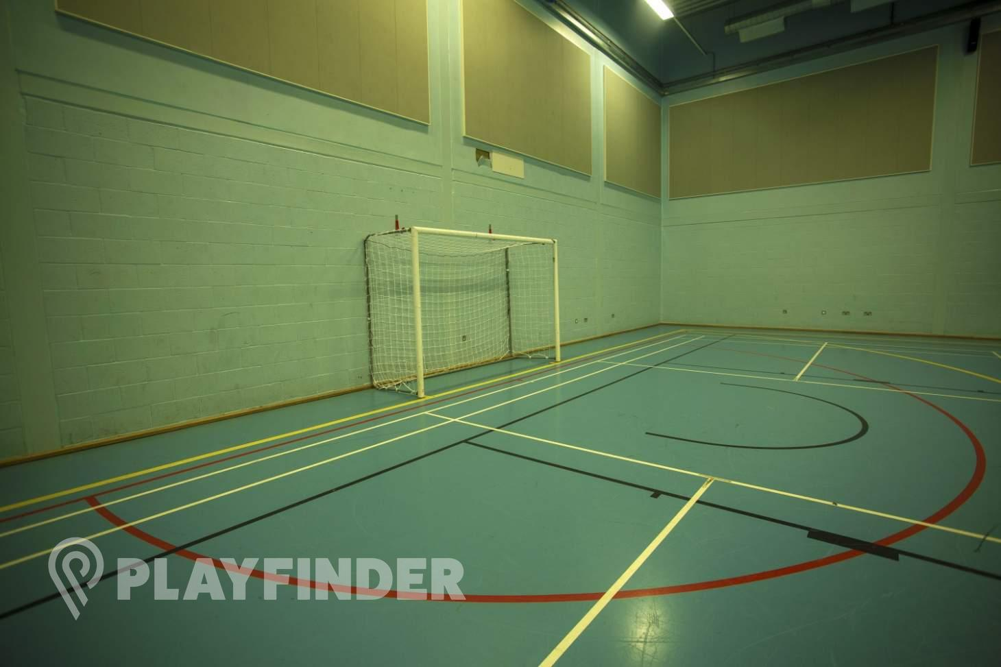 Absolutely Fitness Langley Indoor | Hard badminton court